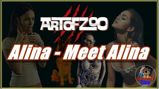 ArtOfZoo.Com - Alina - Meet Alina