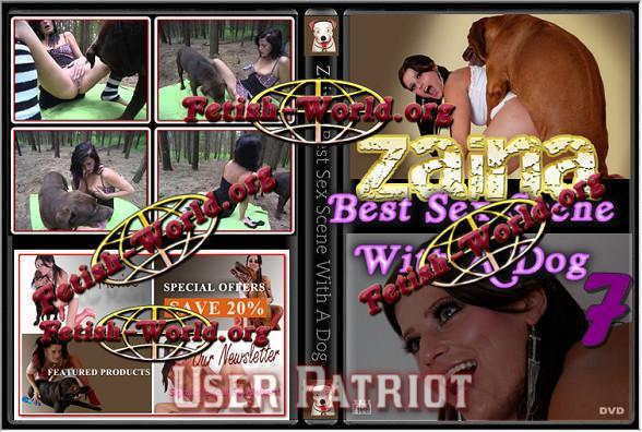 Zaina - Best Sex Scene With A Dog  - 7