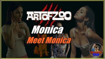 ArtOfZoo.Com - Monica - Meet Monica