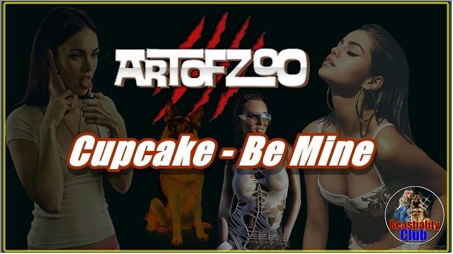 ArtOfZoo.Com - Cupcake - Be Mine