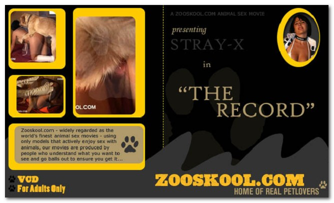 Home Of Real PetLover - Strayx The Record