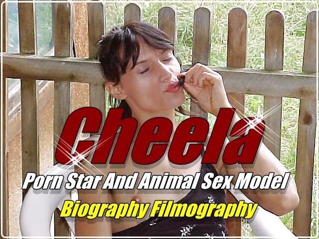 Cheela – Porn Star And Animal Sex Model – Biography Filmography ...