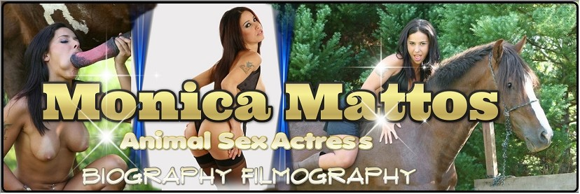 Monica Mattos – Porn Star And Animal Sex Model – Biography ...