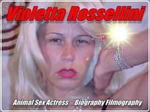 Violett – Porn Star And Animal Sex Model – Biography Filmography ...