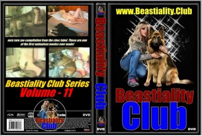 Beastiality Club Series - Volume - 11