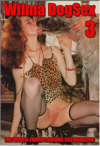 Vintage AnimalSex Magazine - Wilma DogSex 03