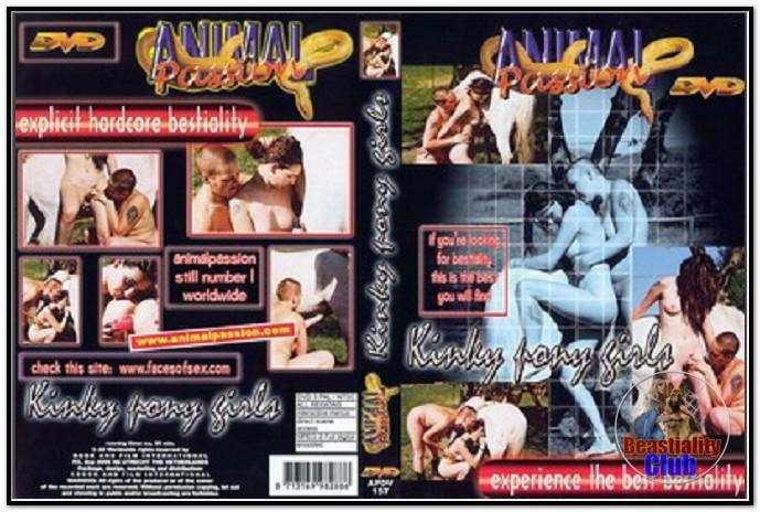 Animal Passion - Kinky Pony Girls