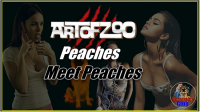 ArtOfZoo.Com - Peaches - Meet Peaches