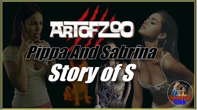 ArtOfZoo.Com - Pippa And Sabrina - Story of S.
