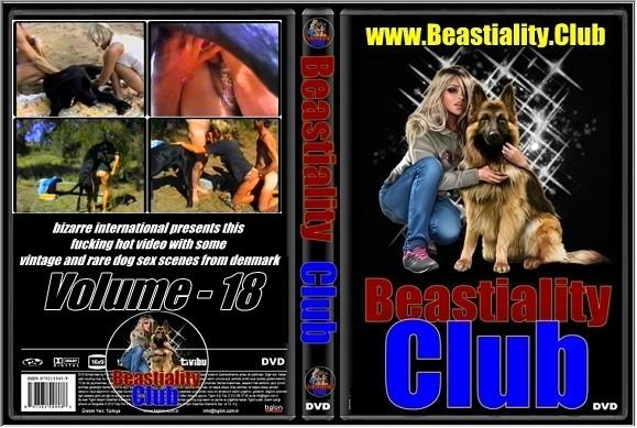 Beastiality Club Series - Volume - 18