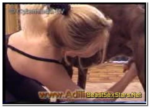 Porn adilia best Horse
