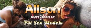 Alison Archives ⋆ BeastSexStars.Net
