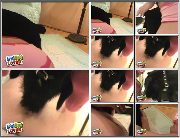 Ariel - Dog Lover 1 - Amateur Pet Sex Models