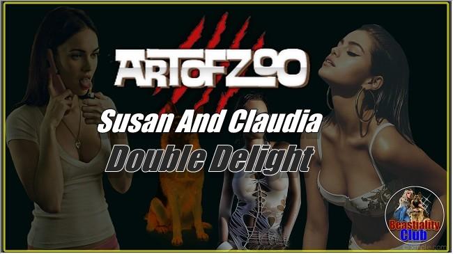 Susan And Claudia - Double Delight