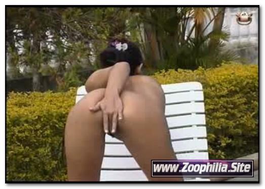 Amanda Gouveia -Animal Sex Scene - 02