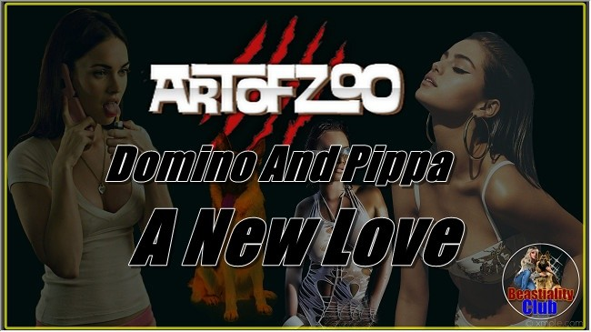ArtOfZoo.Com - Domino And Pippa - A New Love