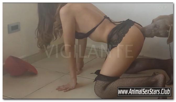 Anette Kerner - www.AnimalSexStars.Club