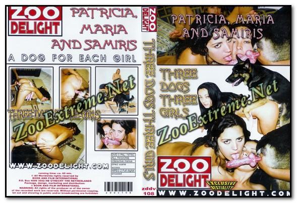 Zoo Delight - Three Dogs Three Girls