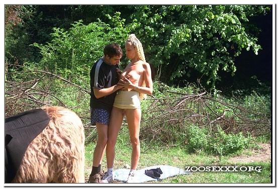 Violett – Porn Star And Animal Sex Model