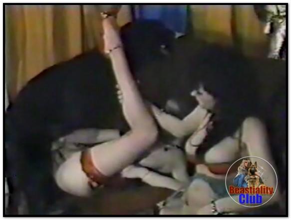 Janine De Groot- Animal Pornstar - 07