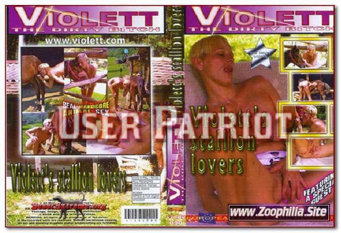 Violett - VIOLETTS STALLION LOVERS
