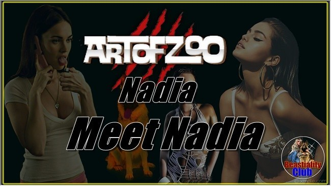 ArtOfZoo.Com - Nadia - Meet Nadia