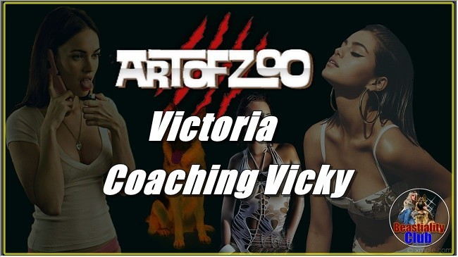 ArtOfZoo.Com - Victoria - Coaching Vicky