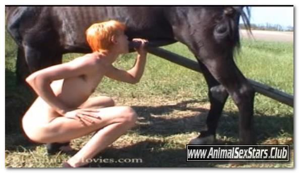 Cheela -  Farm Animal Sex