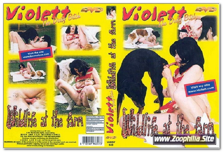 Violett - Wildlife At The Farm