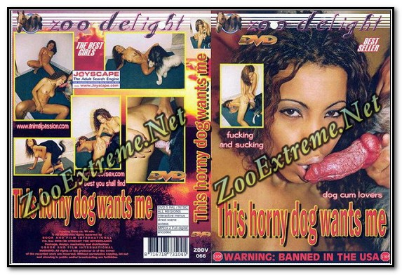 Zoo Delight - This Horny Dog Wants Me
