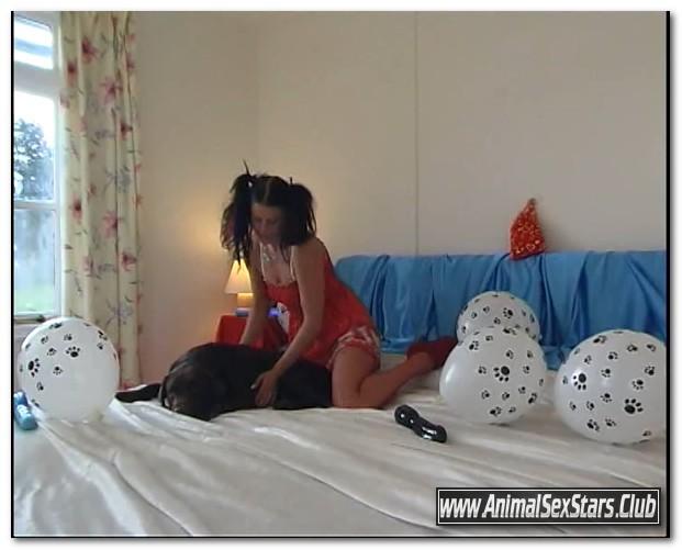 Zaina - Bedtime Dreams Part 1 - K9 Dolls